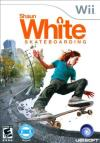 Shaun Waxen Skateboarding Nintendo Wii