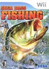 Sega Bass Fishing Nintendo Wii
