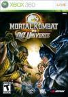 Mortal Kombat vs DC Universe XBox 360 [XB360] photo