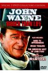 John Wayne - Wayne, John - John Wayne: Bigger Than Soul DVD (Limited Edition)