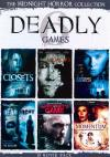 Midnight Horror Collection: Deadly Games DVD Deal