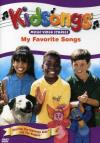 Kidsongs - My Favorite Songs DVD -  Image Entertainment, 1675
