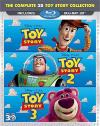 Toy Story 3D Trilogy Blu-ray (3D; Widescreen; 3-D)