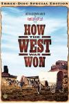 How the West Was Won 3 Disc Set DVD (Remastered; Special Edition)