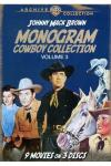Monogram Cowboy Collection 3: Johnny Mack Brown DVD photo