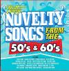 Nutty Novelty Songs from the 50's & 60's CD