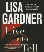 Detective D. D. Warren - Live to Tell - Novel