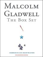 Malcolm Gladwell Box Set - Outliers, Blink, the Tipping Point