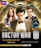 Doctor Who - The Sleepers in the Dust / Snake Bite