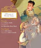 Rabbit Ears Treasury of World Tales: Volume Five: Pinocchio, Tom Thumb (Audiobook CD)