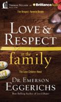 Love & Respect in the Family - The Respect Parents Desire; the Love Children Need