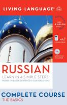 Living Language Complete Courses Compact Disc Edition - Complete Russian - Learn in 4 Simple Steps