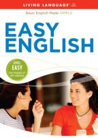Living Language Easy English