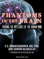 Phantoms in the Brain - Probing the Mysteries of the Human Mind