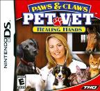 Paws & Claws: Pet Vet -- Healing Hands