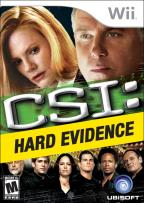 CSI: Crime Scene Investigation -- Hard Evidence