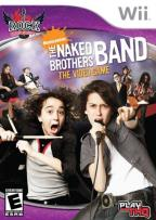 Naked Brothers Band : Rock Univ-game only