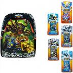 Skylanders Giants Bundle A With 5 Giant Skylanders & Backpack