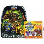3DS-Skylanders Starter Bundle w/Backpack