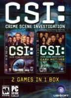 CSI: Crime Scene Investigation -- 2 Games In 1 Box