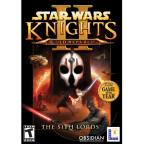 Star Wars Knights Of The Old Republic II Sith Lords