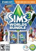 Sims 3: Worlds Bundle