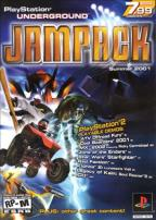 Playstation Underground Jampack: Summer 2001