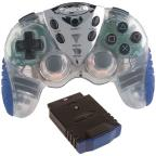 PS2 Wireless Mini Controller (Clear)