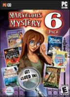 Mysterious Adventures 6-pack
