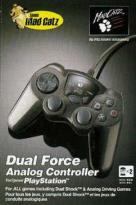 Controller Dual Force Analog