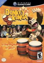 Donkey Konga Bongos