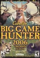 Cabela's Big Game Hunter 2006 Trophy Sea