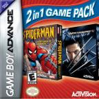 Spider-Man/X2: Wolverine's Revenge 2 In 1 Game Pack