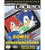 GBA Video: Sonic X Volume 2