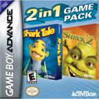 2 in 1 Game Pack: Shark Tale/Shrek 2