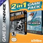 2 in 1 Game Pack: Tony Hawk's Underground/Kelly Slater's Pro Surfer
