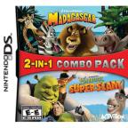2-in-1 Combo Pack: Madagascar and Shrek SuperSlam