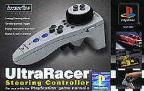 Psx Ultra Racer Hand-held Racing Wheel
