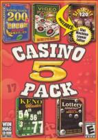Casino 5 Pack
