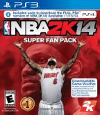 NBA 2K14: Super Fan Pack