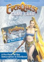 Everquest Game Card 2.0