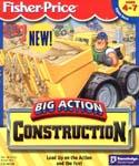 Fisher Price Big Action Construction