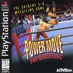 Power Move Pro Wrestling