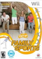 Get Up Games: Family Sports