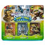 Skylanders Swap Force 3PK #4 HD Sprock Twin Blade Scorp