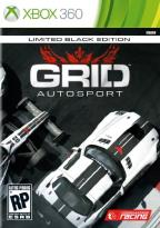 Grid Autosport: Limited Black Edition