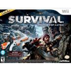 Cabela's Survival: Shadows of Katmai with Gun