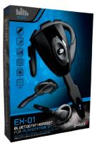 Ex 01 Bluetooth Headset Gioteck
