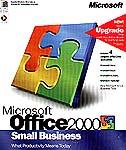 Ms Office 2000 Small Business Upgrade