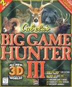 Cabela's Big Game Hunter 3